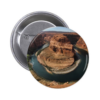 Horseshoe Bend Pinback Button
