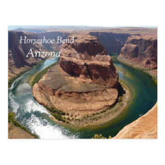 Horseshoe Bend Postcard