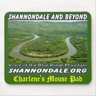 horseshoe-bend-poster-zazzle, Charlene's Mouse Pad