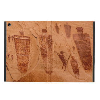 Horseshoe Canyon Great Gallery Pictographs Cover For iPad Air