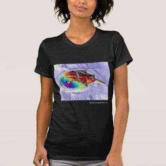 Horseshoe Crab Foil Design T-Shirt