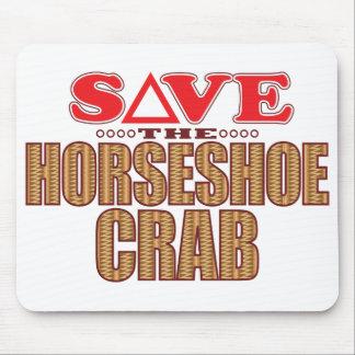 Horseshoe Crab Save Mouse Pad