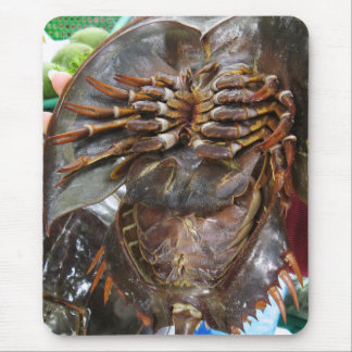 Horseshoe Crab ... Thai Asian Street Food Mouse Pad