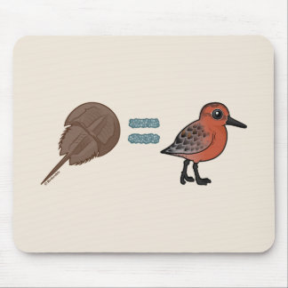 Horseshoe Crabs are Life Mouse Pad