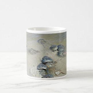 Horseshoe Crabs in water Coffee Mug