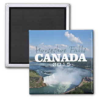 Horseshoe Falls Canada Travel Magnet Change Year