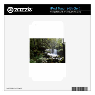 HORSESHOE FALLS MT FIELD NATIONAL PARK TASMANIA iPod TOUCH 4G DECAL