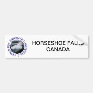 Horseshoe Falls - Niagara Falls, Canada Bumper Sticker