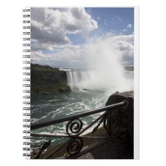 Horseshoe Falls Note Book