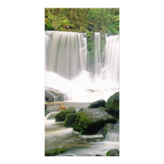 Horseshoe Falls Tasmania Australia Photo Cards