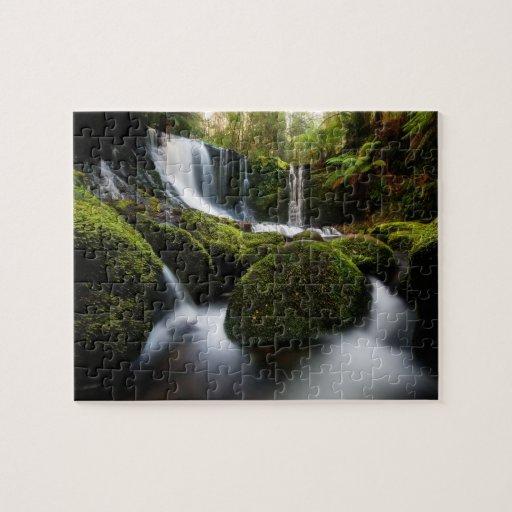 Horseshoe Falls Waterfall Jigsaw Puzzle