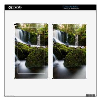 Horseshoe Falls Waterfall Kindle Fire Decal