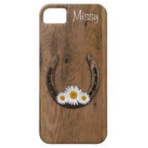 Horseshoe iPhone 5 Case