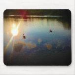 Horseshoe Lake (1) Mousepad