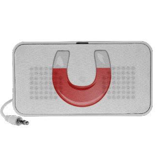 Horseshoe Magnet Mp3 Speaker