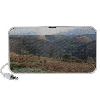 Horseshoe Pass Denbighshire Wales Travelling Speaker
