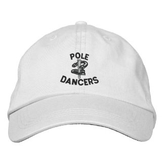 HorseShoe Pitching Adjustable Cap Embroidered Base Embroidered Hat