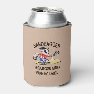 HorseShoe Pitching Can Cooler