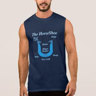 HorseShoe Pitching SleeveLess Tee-The HorseShoe