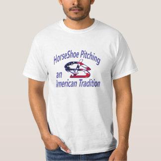 HorseShoe Pitching Value Tee
