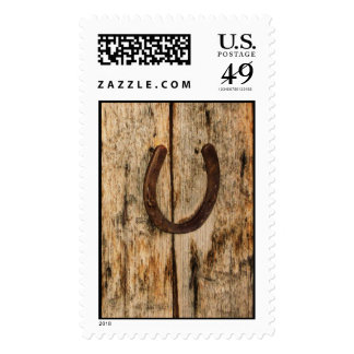 Horseshoe Postage Stamps