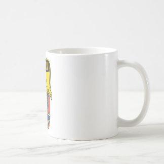Horseshoe Slow Children Playing Classic White Coffee Mug
