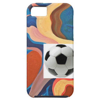 Horseshoe Soccer Ball iPhone SE/5/5s Case