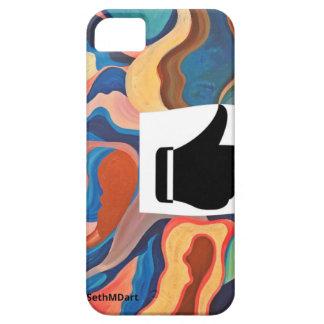 Horseshoe Thumbs Up iPhone 5 Covers