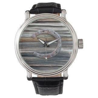Horseshoe Wrist Watch