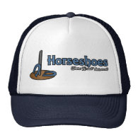 Horseshoes Mesh Hat