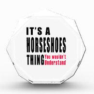 Horseshoes Thing Designs Awards