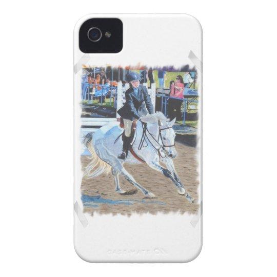 Horseshow Art iPhone 4/4S Case-Mate Case