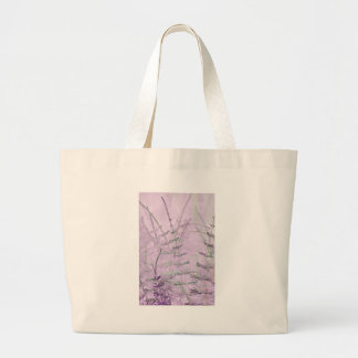 Horsetail Grass/Stems Large Tote Bag