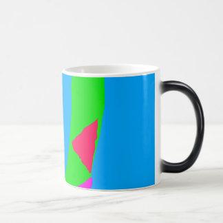 Horsetail Teatime Kite Clouds Hill Breeze 11 Oz Magic Heat Color-Changing Coffee Mug