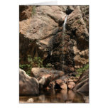 Horsetooth Falls Card