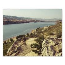 Horsetooth Reservoir Colorado Photo Print