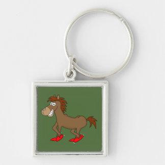 Horsey Keychain