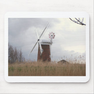 Horsey Windpump Norfolk Mouse Pad