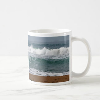 Horsfall Beach, Oregon Artwork Coffee Mug