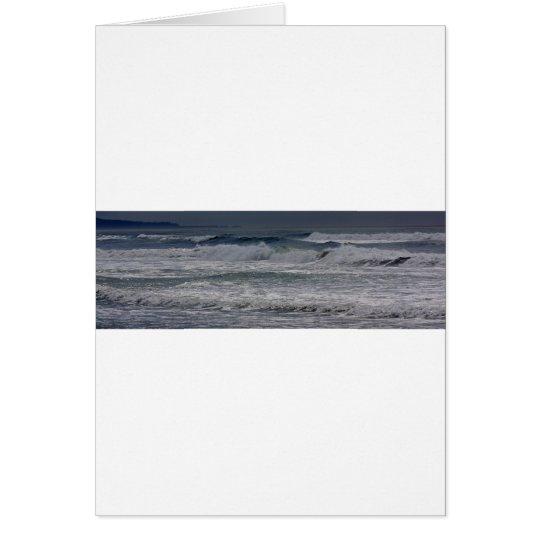 Horsfall Beach, Oregon Card
