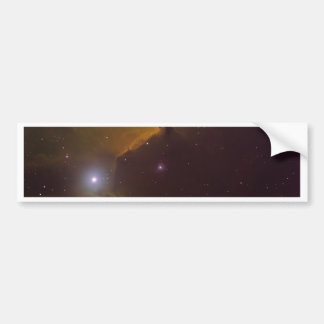 Horshead Nebula Bumper Sticker