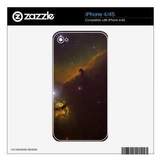 Horshead Nebula iPhone 4 Skin