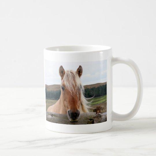 Horsie Coffee Mug