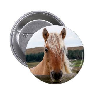 Horsie Pin Redondo 5 Cm