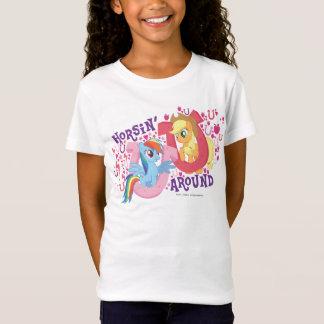 Horsin Around T-Shirt
