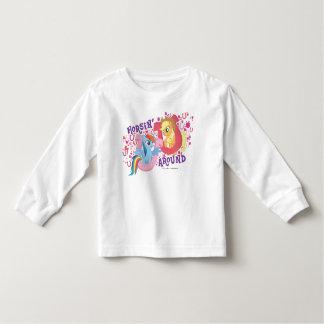 Horsin Around Toddler T-shirt