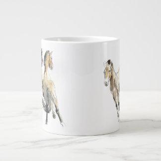 Horsing 2013 large coffee mug