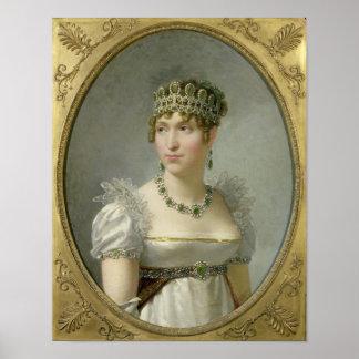Hortense de Beauharnais 2 Poster