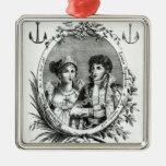Hortense de Beauharnais Ornamento Para Reyes Magos