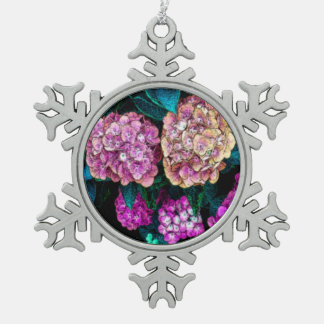 Hortensia Ornament